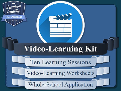 Video-Learning Metacognition Pack