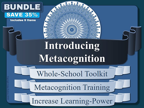 Introducing Metacognition (Whole-School Initiative)