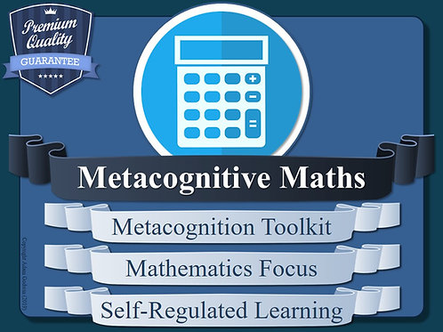 The Metacognition in Mathematics Toolkit