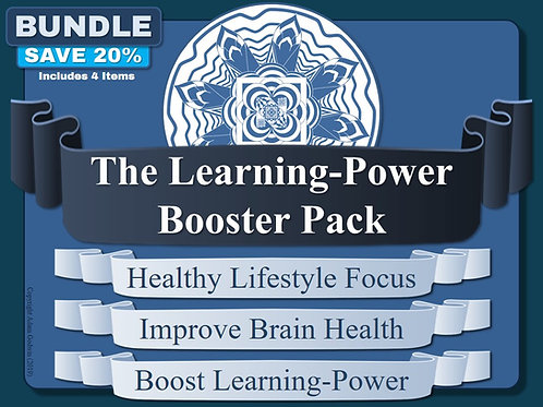 The Learning-Power Booster Pack