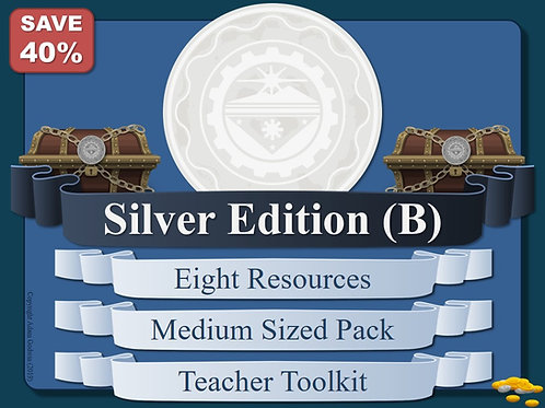 The Whole-School Metacognition Toolkit (Silver Edition - B)