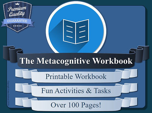 The Metacognitive Workbook (Printable)