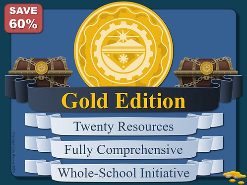 The Whole-School Metacognition Toolkit (Gold Edition)