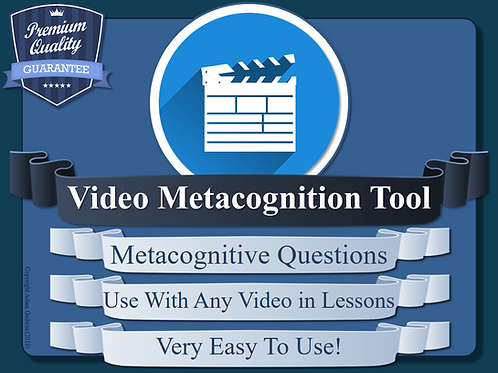 Learning More From Videos with Metacognition