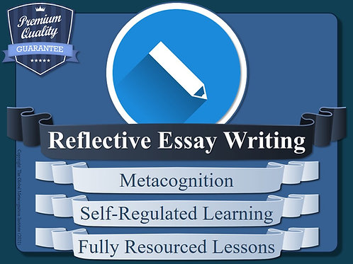 Metacognitive Reflection Essay Writing Toolkit