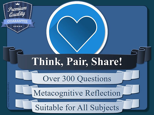 The Metacognition Think-Pair-Share Question Generator