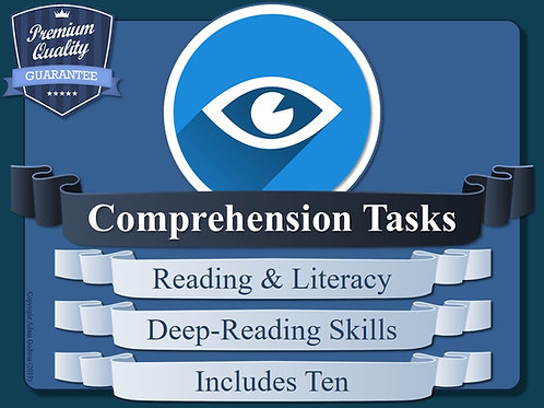 Metacognition Reading Comprehensions (x10)