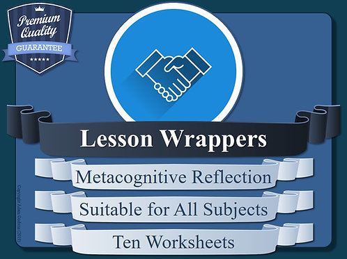Lesson Wrappers (x10)