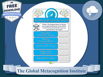 Free Metacognition Teaching Resources Wo