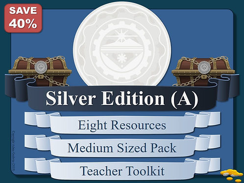 The Whole-School Metacognition Toolkit (Silver Edition - A)