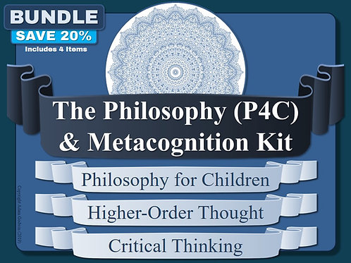 The Philosophy (P4C) & Metacognition Toolkit
