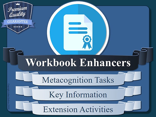 Metacognition Exercise Book Enhancers
