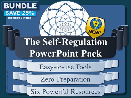 The Self-Regulation PowerPoint Pack