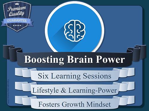 Boosting Brain Power! (Health & Lifestyle)