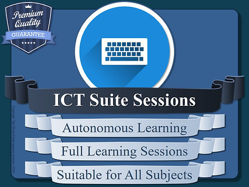 ICT Suite Sessions: Self-Regulated Learning