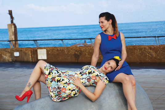 Romance en la costa
