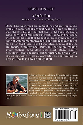 A Reef In Time Stuart Reininger