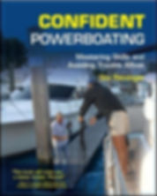 Confident Powerboating Author Stu Reininger
