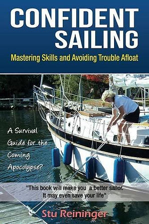 Confident Sailing Author Stu Reininger