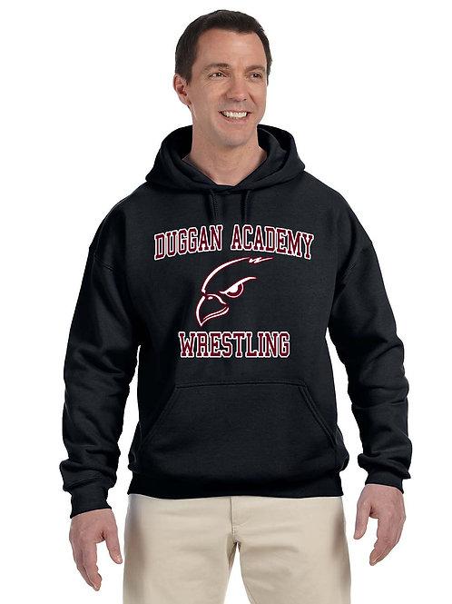 Duggan Academy Wresting Hoodie