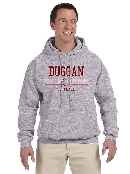 Duggan Softball Hoodie