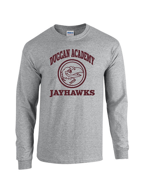 Jayhawks Logo Long Sleeve