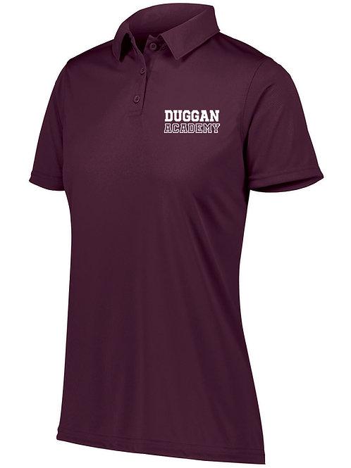 Duggan Polyester Polo Ladies