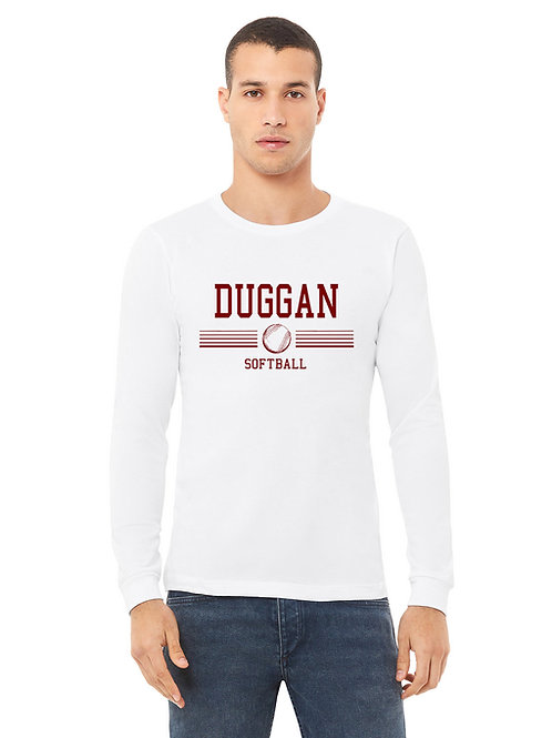 Duggan Softball Long Sleeve