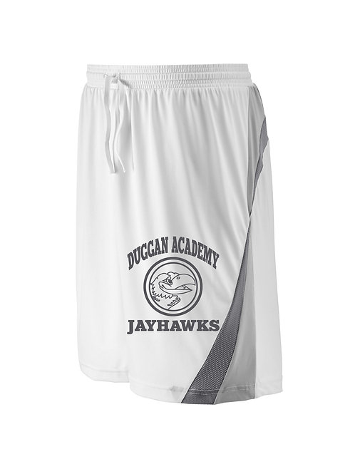 Men's Jayhawks Logo Athletic Shorts