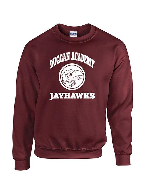 Jayhawks Logo Crewneck Sweatshirt