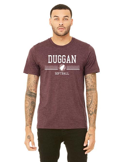 Duggan Softball T-Shirt