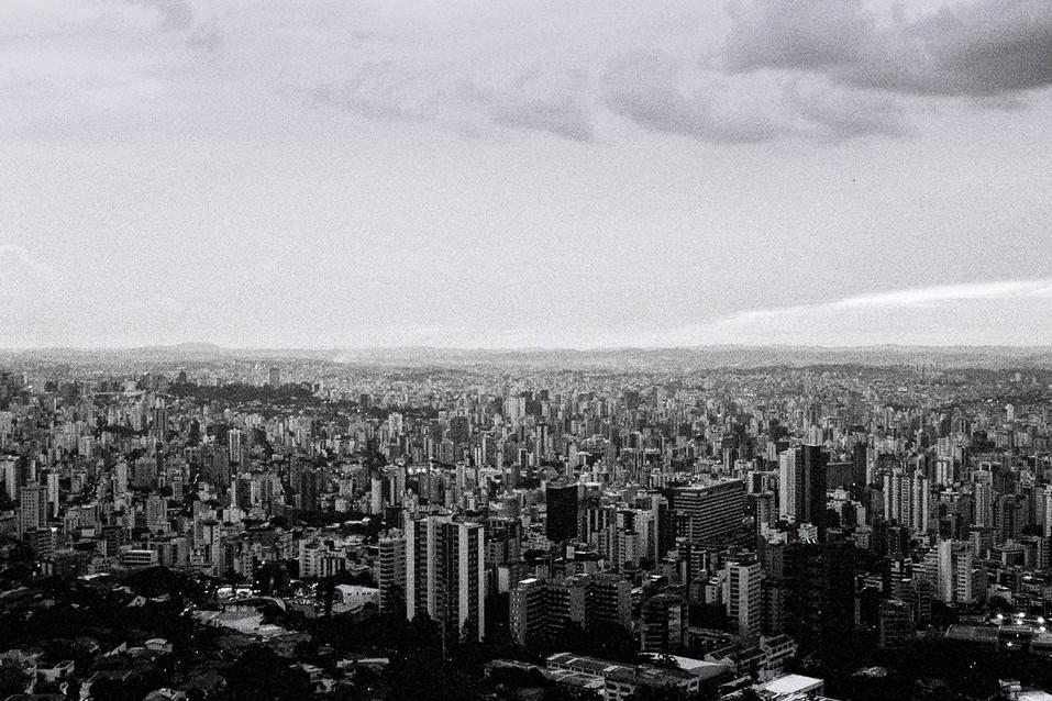 Belo Horizonte, Brasil  . Analogic 2016 © Jérémy Pernet