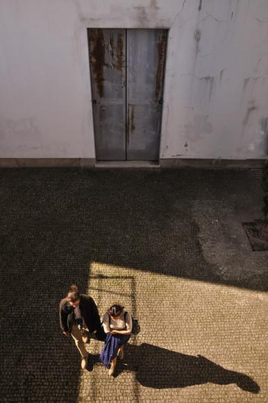 Igreja de Santa Maria (1990-1996),  Álvaro Siza Vieira  Marco de Canaveses, Portugal  .Digital 2015 © Jérémy Pernet