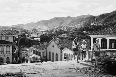 Ouro Preto, Brasil  . Analogic 2016 © Jérémy Pernet
