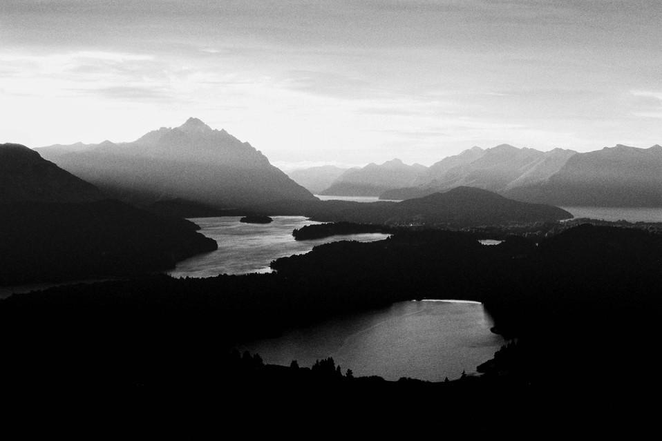 San carlos de Bariloche, Argentina  . Analogic 2016 © Jérémy Pernet