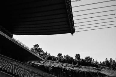 Estádio Municipal de Braga (2003) Eduardo Souto de Moura Braga, Portugal  .Digital 2015 © Jérémy Pernet