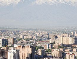 Erevan, Arménia  .Digital 2015 © Jérémy Pernet