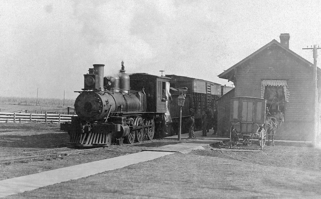 Tabor and Northern Railroad