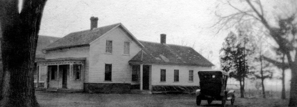 Todd House ca 1923