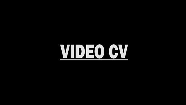 video curriculo