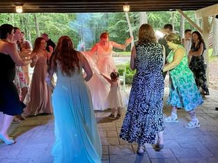 Whitetail lodge dancing.jpg