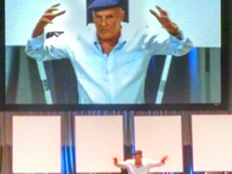 Dr. Wayne Dyer – I am Light: Discovering and Living from your Impersonal Self.