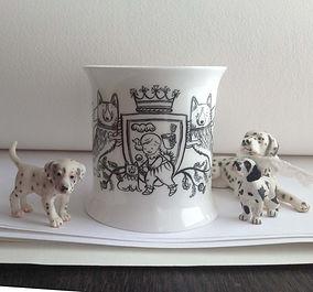 Royal baby mug, christening mug, royal baby memorabilia, Royal baby commemorative mug