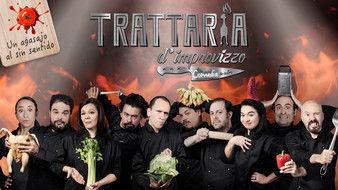 """TRATTARÍA D'IMPROVIZZO"""