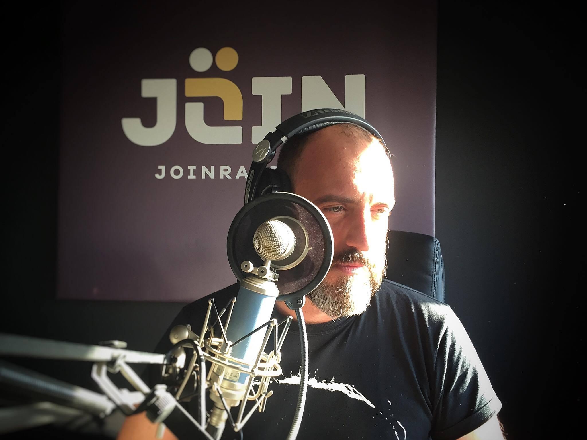 Join John