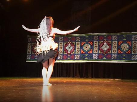 "Danza Polinesia: ""`Te terera'a"" (Noa Noa / Oki Dance / Academia Munique Neith)"