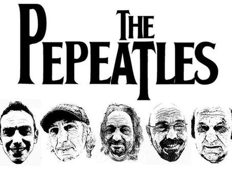 """Concierto """"THE PEPEATLES"""" (Rock&Roll, Blues)"""