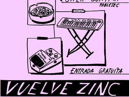 "Concierto Triple: ""The Unfollowers"" + ""Vuelve Zinc"" + ""Olsen Twinz"""