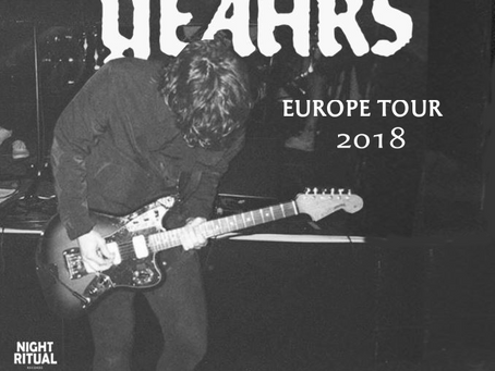 "Concierto ""YEAHRS"" (Shoegaze / Post Punk) Berlín + Weiss (Shoegaze) Madrid"