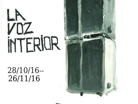 """""""LA VOZ INTERIOR"""" de Felipe La Hoz"""